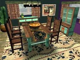 mexican dining table set mexican dining table tile top kitchen table and chairs dining with