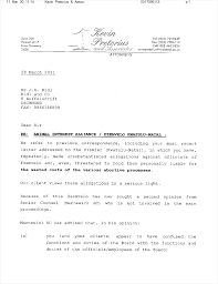 Authority Letter For Legal Representation by Aia Newsflash Animal Interest Alliance Trust Aia Trust Www