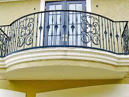 ringhiera metallica ringhiere parapetti balconi scale modena carpi ferro e inox