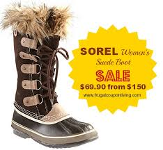 s sorel boot sale two pairs 69 90 from 150 today