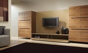 Tv Wall Panel Furniture Contemporary Tv Wall Unit Wood Veneer Compli By Piotr