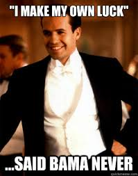 Create My Own Meme With My Own Picture - i make my own luck said bama never billy zane titanic