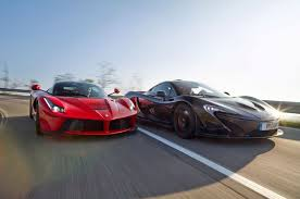 laferrari wallpaper ferrari laferrari mclaren p1 red black supercars road sun front
