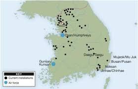 map us and korea usmilinstall1 jpg