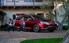 pacifica siege social salon de detroit 2016 chrysler pacifica 2017 automedia