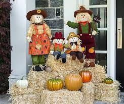 Fall Harvest Decorating Ideas - outdoor fall harvest decorations halloween decor bootsforcheaper com