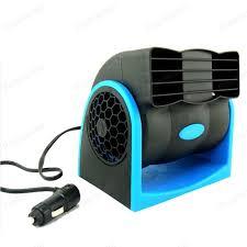plug in car fan 7w car vehicle truck air fan 12v mini portable cigarette