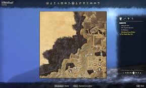 Bal Foyen Treasure Map 1 A Secret Door In Craglorn U2014 Elder Scrolls Online