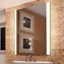 Bluetooth Bathroom Mirror Bluetooth Led Bathroom Mirror Brightens Up Your Day Getdatgadget