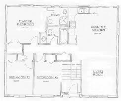 split floor plan house plan unique small split foyer house plans small split floor