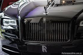 roll royce australia rolls royce black badge series lands in australia performancedrive