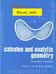 calculus and analytical geometry b sc math all chapters solution