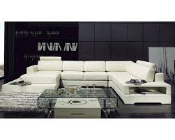 Grey Leather Sectional Sofa White Sectional Leather Sofa U2013 Knowbox Co