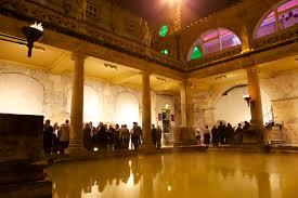 roman baths and pump room bath venues