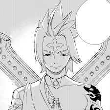 When Does Fairy Tail Resume Larcade Dragneel Fairy Tail Wiki Fandom Powered By Wikia