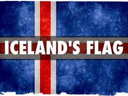 Flag Iceland Iceland By Andrewkredwing