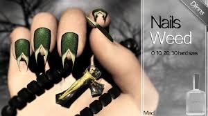 second life marketplace mad u0027 djinns weed nails