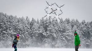 Bc Wildfire Drone by From Snowboarding To Droneboarding Recipe For New Sports Just