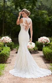 wedding dresses for brides trumpet style wedding dress kylaza nardi