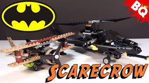 lego batman batcopter chase scarecrow 7786 build u0026 review