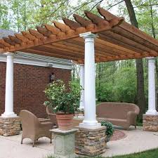 Wood Pergola Designs And Plans by 78 Best Pergola Back Porch Images On Pinterest Backyard Ideas