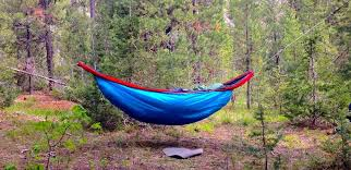 diy hammock underquilt from an old bag and duct tape u2013 rallt com