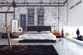 industrial bedrooms industrial bedroom design ideas perfect full size of accent wall