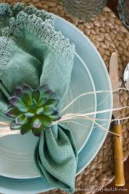 how to make a simple diy succulent centerpiece in 3 easy steps
