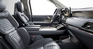 lincoln navigator interior 2016 first look 2018 lincoln navigator canadian auto review