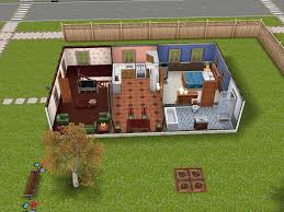 sims freeplay house theme inspired by one bedroom home sims