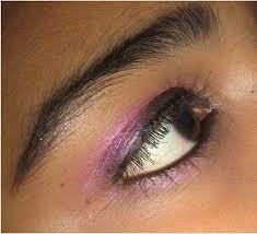 pink eye makeup pinit
