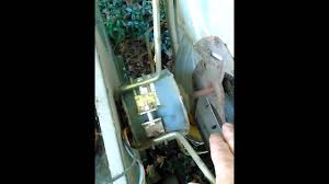how to lubricate a fan motor how to oil the fan motor bearings on an air conditioning unit and