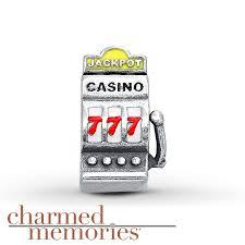kay jewelers charmed memories kay charmed memories slot machine charm sterling silver