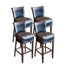 furniture vintage cowhide bar stools with backs for kitchen make difference with cowhide bar stools vintage backs for kitchen island