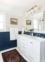 Modern Cottage Bathroom Our Classic Modern Master Bathroom Reveal Emily Henderson