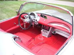 Custom Corvette Interior 1960 Corvette Convertible At Barrett Jackson Vegas