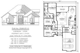 1 story house plans 3 bedrooms 1701 2250 square