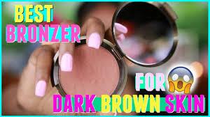 best bronzer for dark skin maui nights review youtube