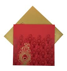 3d ganesha wedding card with a mantelpiece