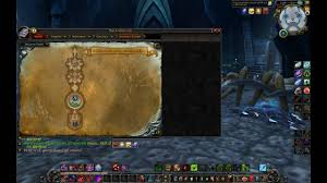 World Of Warcraft Map by Wow Map Quest List Bug Youtube