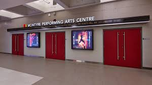 mcintyre performing arts centre mohawk college