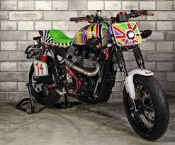 triumph motocross bike triumph scrambler flat track