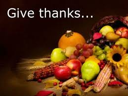 give thanks thanksgiving day community prayer service 9am