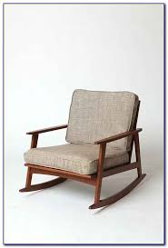 Modern Nursery Rocking Chair Modern Rocking Chair Nursery Chairs Home Decorating Ideas
