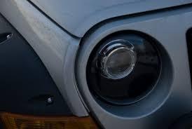 stock jeep headlights projector headlights pics inside jeep liberty forum jeepkj