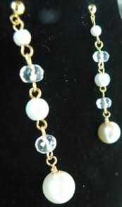Learning To Make Jewelry - diy tutorial earrings learn to make jewelry making and beading