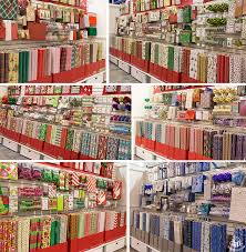 container store christmas wrapping paper the container store s gift wrap pretty neat living