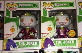 Six Flags Today Found A Joker Metallic Chase At Six Flags Today Funko Funatic