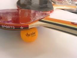 custom table tennis racket sanwei customized table tennis racket table tennis bat for