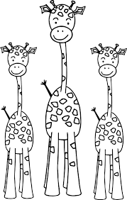 rickety giraffe coloring page wecoloringpage